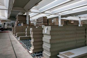 Cecchini Italia warehouse